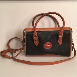 Dooney & Bourke All Weather Leather Satchel Bag